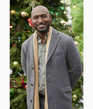 The Christmas Doctor Luke Coat