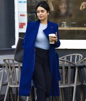 The Princess Switch Switched Again Vanessa Hudgens Coat