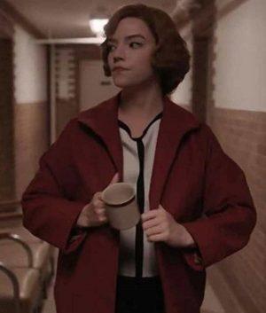 The Queens Gambit Beth Harmon Coat