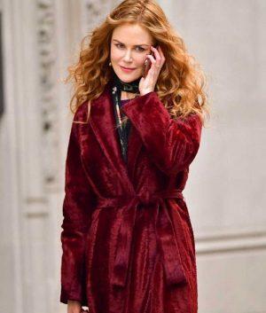 The Undoing Nicole Kidman Grace Sachs Coat