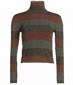 Grace Fraser The Undoing Nicole Kidman Woolen Striped Sweater