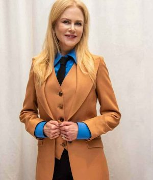 The Undoing Nicole Kidman Suit