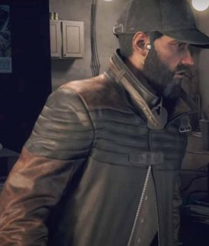 Watch Dogs 3 Legion Aiden Pearce Trench Coat
