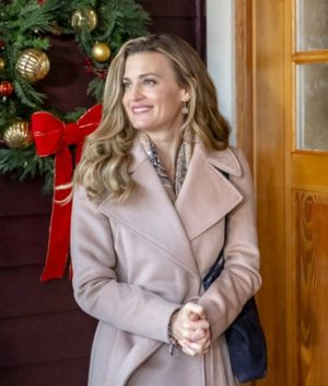 Brooke D'Orsay A Godwink Christmas Second Chance First Love Coat