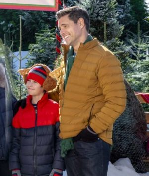 A Godwink Christmas Second Chance First Love Jacket