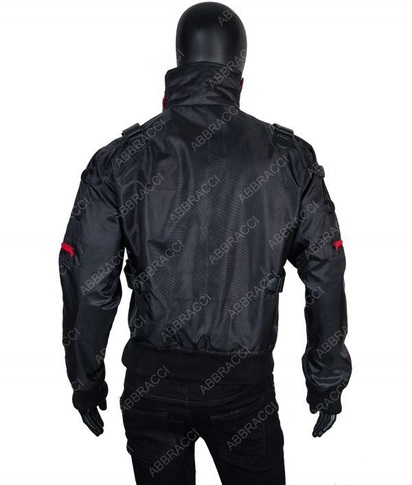 Raphael Bomber Jacket