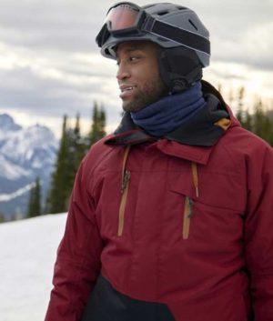 A Winter Getaway Brooks Darnell Jacket