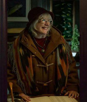 Julia Sweeney American God S03 Ann-Marie Hinzelmann Wool-Blend Coat