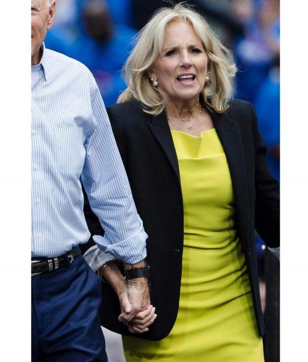 Jill Biden Love Jacket For Women's