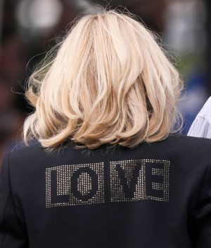 Jill Biden Love Jacket