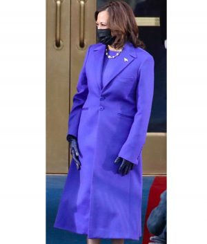 Kamala Harris Purple Jacket For Women's