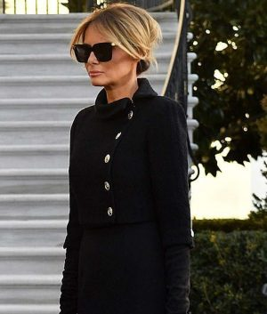 Melania Trump Chanel Jacket