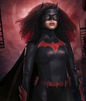 Batwoman S02 Javicia Leslie Jacket
