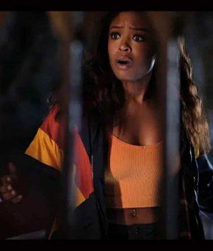 Batwoman S02 Ryan Wilder Color Block Jacket