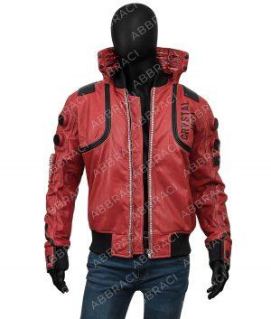 Cyberpunk 2077 Akira Capsule ORange Jacket