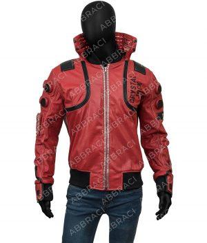 Cyberpunk 2077 Capsule Jacket