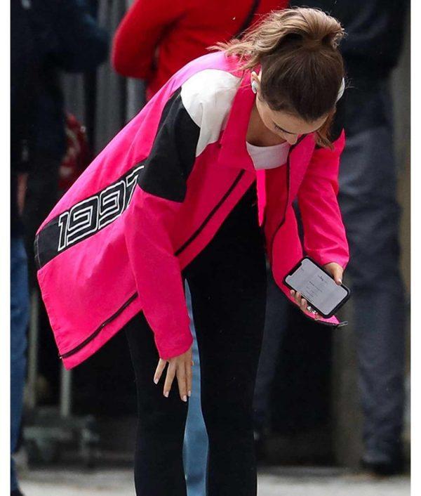Emily in Paris S02 Pink Jacket