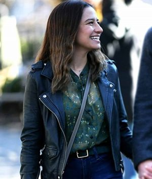 False Positive Ilana Glazer Jacket