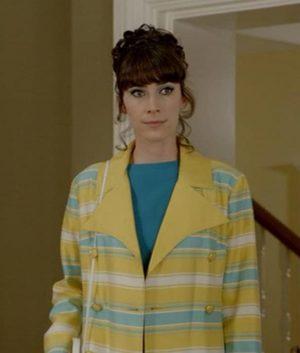 Ms Fisher's Modern Murder Mysteries Peregrine Fisher Coat