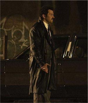 The Deuce S03 Tommy Longo Coat