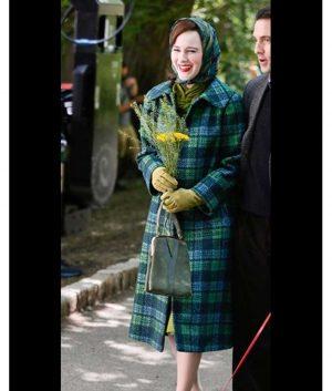 The Marvelous Mrs. Maisel O4 Rachel Brosnahan Trench Coat