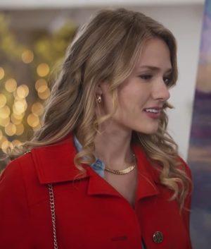 A Bridesmaid in Love Tori Anderson Red Coat