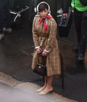 HOUSE OF GUCCI Trench Coat