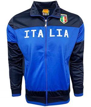 Italy Soccer Men Jacket