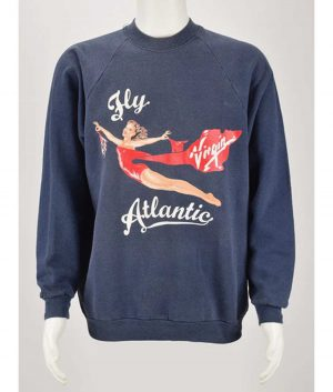 Princess Diana Fly Virgin Atlantic Sweatshirt