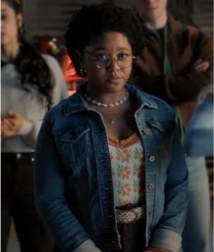 Stargirl S02 Beth Chapel Denim Jacket