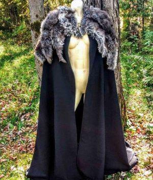 Viking Fur Cloak