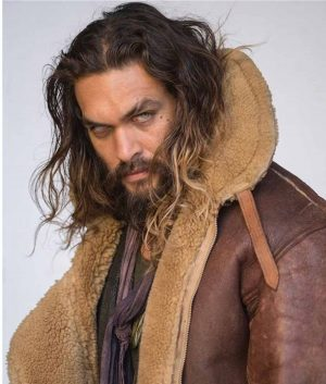 Arthur Curry Aquaman Leather Jacket