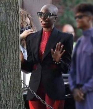 Black Panther Wakanda Forever Okoye Blazer