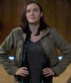 Supergirl S06 Alex Danvers Cotton Jacket