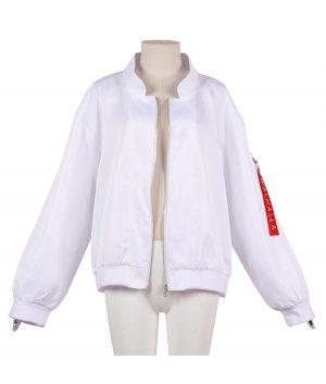 Tokyo Revengers Valhalla White Jacket