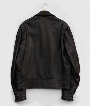 Vintage Excelled Motorcycle Leather Jacket
