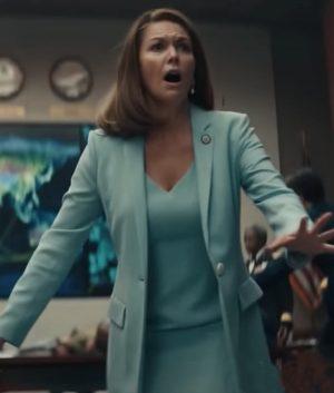 Y The Last Man 2021 Senator Jennifer Brown Coat